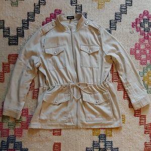 Light Khaki Express Jacket XL